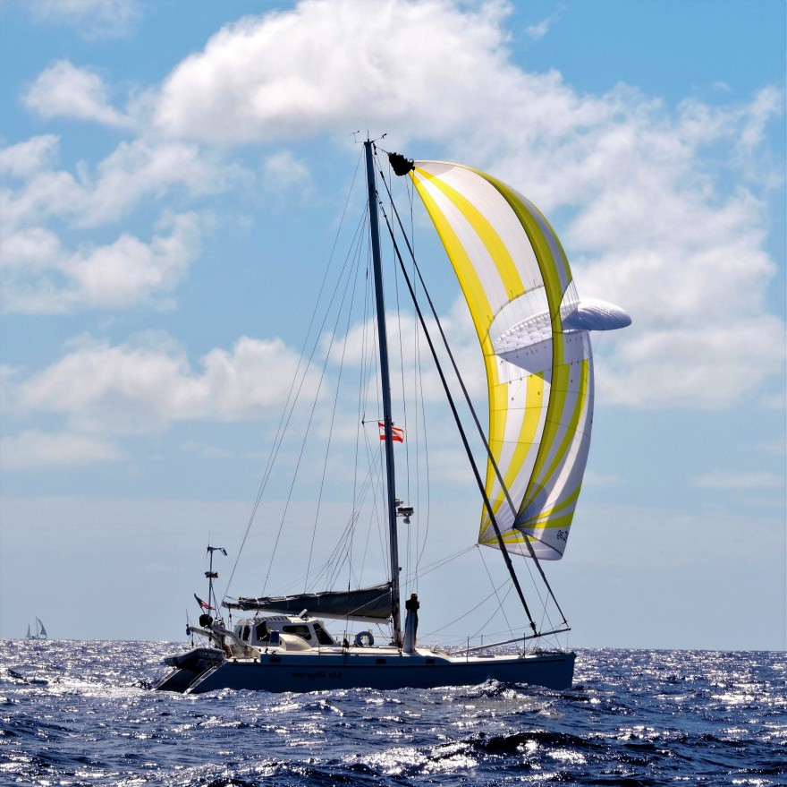 Tuamotu Rangiroa Spinnaker Sailing3
